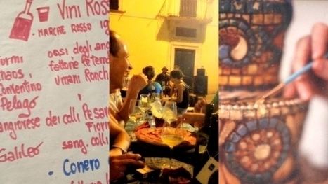 Five Days of Renaissance Art, Cake Design, Fabulous Food and World's Best Wine in Le Marche   Le Marche and Food   Scoop.it