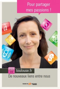 marketing et communication 2.0 Toulouse et Grand Toulouse : exemple remarquable d'utilisation du web 2.0 par un service public | Toulouse La Ville Rose | Scoop.it