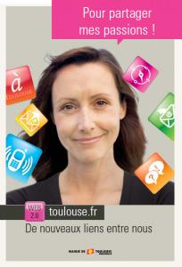 marketing et communication 2.0 Toulouse et Grand Toulouse : exemple remarquable d'utilisation du web 2.0 par un service public | Toulouse La Ville Rose | Scoop.it