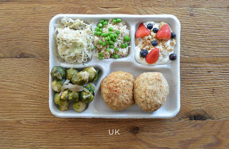 Take A Mouth-Watering Tour Of School Lunches From Around The World | Primary Geography for the Australian Curriculum | Scoop.it