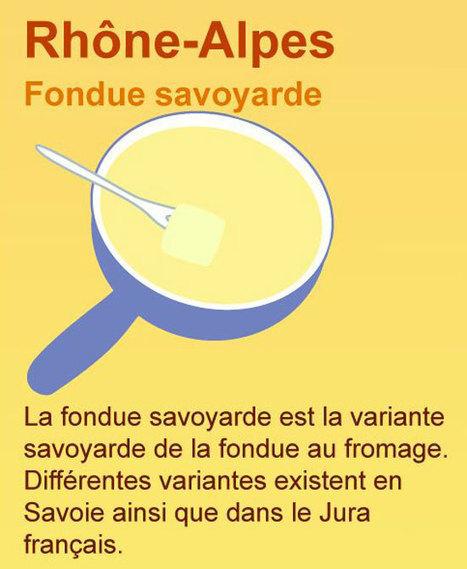 Autour de la gastronomie: Spécialités de la gastronomie française par l'image | Gastronomie et alimentation pour la santé | Scoop.it