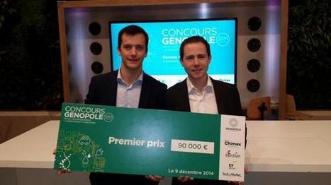 La start-up dijonnaise Novolyze remporte le premier prix du concours Genopole | Gazette Info, l'info en temps réel à Dijon et en Côte d'Or - actualité, économie, politique, sport, interview... | Financement innovation, Recherche et Développement | Scoop.it