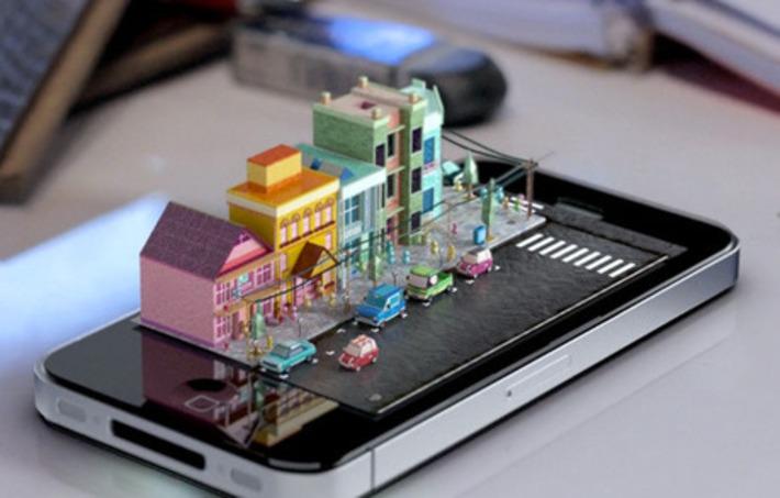 Video: iPhone Diorama   Machinimania   Scoop.it