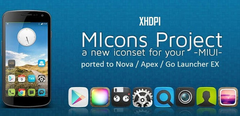 MIcons HD (Nova Apex Go Theme) v4.3 APK Free Download - Apk Store | Free APk Android | Scoop.it