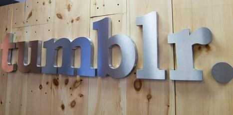 Tumblr expliqué en 10 Tumblr | Cultures digitales, Gouvernance | Scoop.it
