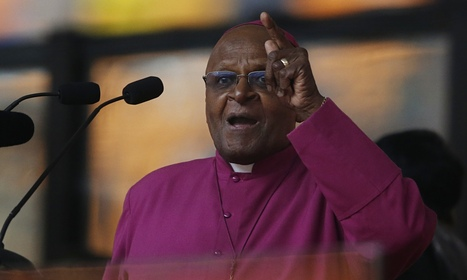 Desmond Tutu condemns Uganda's proposed new anti-gay law - The Guardian | Caroline Watkinson Historian | Scoop.it