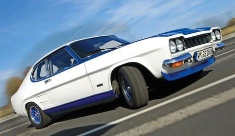 Ford Capri : la Mustang européenne - | Voitures anciennes - Classic cars - Concept cars | Scoop.it