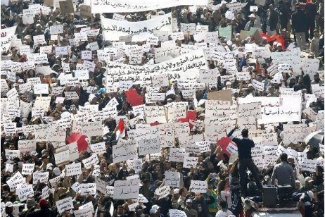 Moroccans march for freedom, and against the royal grip on country's economy | Coveting Freedom | Scoop.it