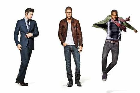 Style Rules for Men: 2011 | Health and Fitness Magazine | Scoop.it
