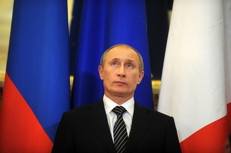 Putin is making the West's Cold Warriors look like fools | Can't Stop | Scoop.it