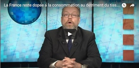 La France reste dopée à la consommation au détriment du tissu productif   Econopoli   Scoop.it