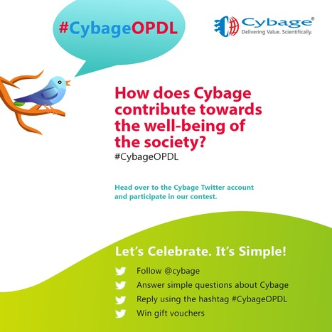 Answer and #Win prizes. The #contest closes today 6 pm IST Reply using #CybageOPD | Cybage IT News | Scoop.it