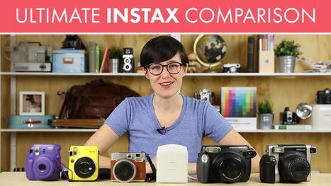 The Ultimate Fuji Instax Camera Comparison - Photography Concentrate   L'actualité de l'argentique   Scoop.it