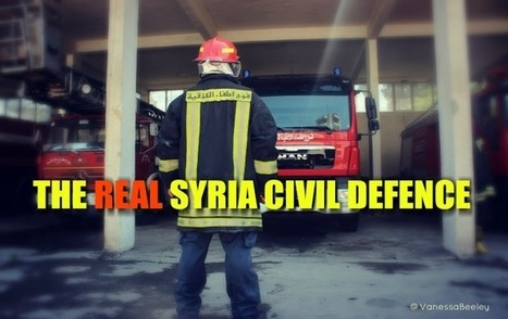 EXCLUSIVE: The REAL Syria Civil Defence Exposes Fake 'White Helmets' as Terrorist-Linked Imposters | Global politics | Scoop.it