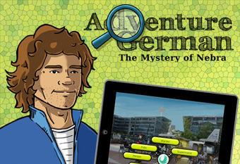 Practise German online - Adventure German-Goethe-Institut | German learning resources and ideas | Scoop.it