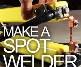 How to Make a Spot Welder - for Cheap!! | nouvelle piece | Scoop.it