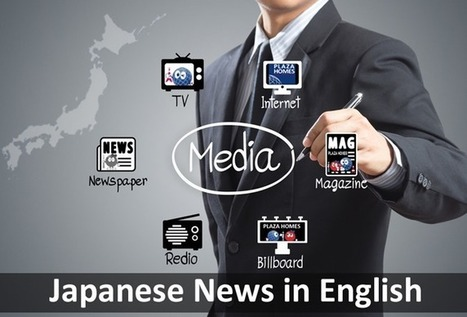 Japan News in English: 20 Great Media Outlets for Expats | Expat Life In Japan: | Scoop.it