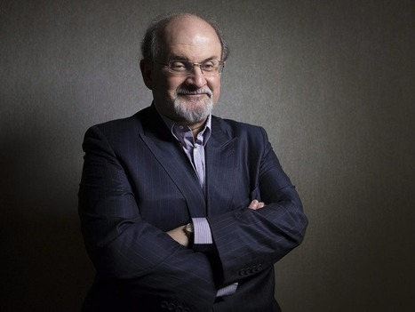 Salman Rushdie coming to Edmonton Public Library event | Canadian literature | Scoop.it