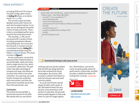 Understanding Java JIT Compilation with JITwatch - #JavaMagazine   Desarrollo WEB   Scoop.it