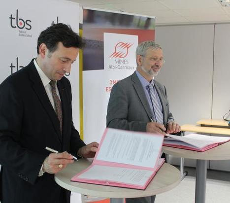 Un double diplôme TBS et Mines d'Albi | About Toulouse Business School | Scoop.it