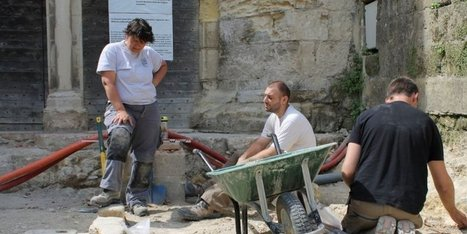 Des tombes sous les pavés de Saint-Emilion - Sud Ouest | dordogne - perigord | Scoop.it
