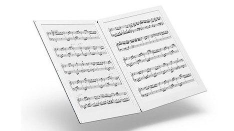 Müzisyenlerin Kindle'ı çift e-ink ekranlı tablet | Kindle Haberleri | Scoop.it