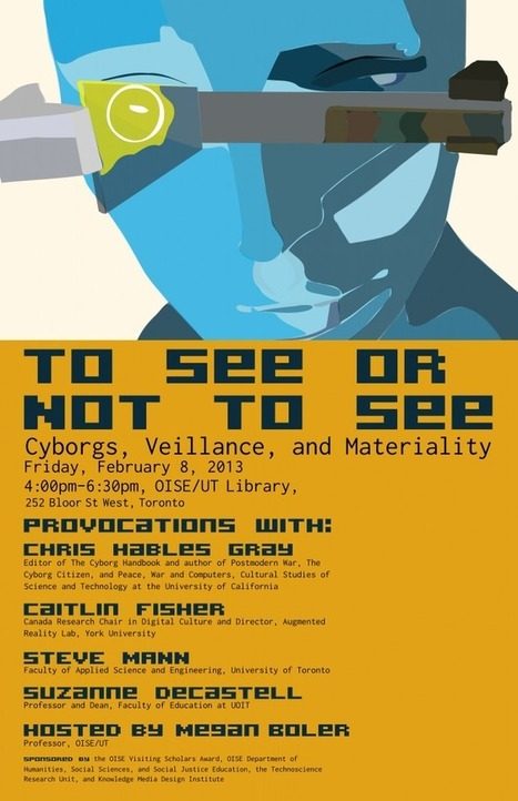 """meganboler.net » """"To See or Not to See: Cyborgs, Veillance, and ... 