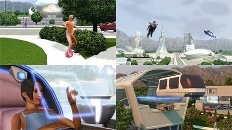 [Résumé du live] Les Sims 3 - Into the future - Direct Sims | Direct Sims | Scoop.it