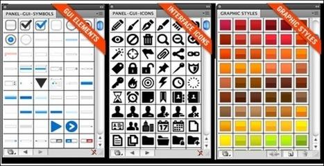 A WebDesigner Toolkit: 50 User Interface Design Tools | Enterprise Social Media | Scoop.it