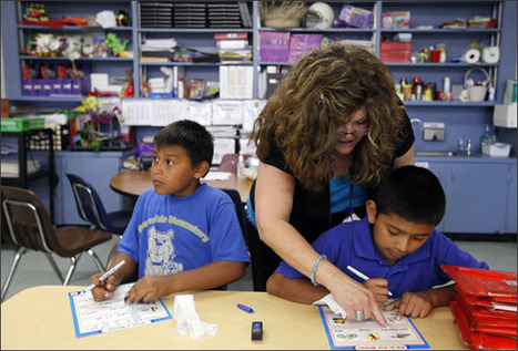Language Demands to Grow for ELLs Under New Standards | Education-Caitlin | Scoop.it