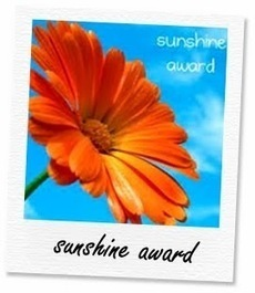 Think and Dream in English: The Sunshine Award! | Ana Cristina Pratas - E-Portfolio | Scoop.it