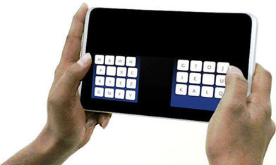 Will the Kalq keyboard finally spell the end for qwerty? | MA DTCE | Scoop.it