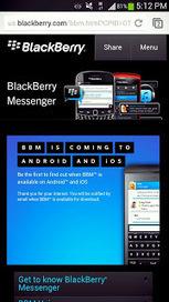 BBM Akan Hadir di Android dan iOS - Tips Droid - info   tips   tutorial   android   Tips Droid - info   tips   tutorial   apk   developing android   Scoop.it