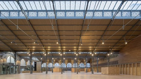 [París, Francia] Mercado Carreau du Temple  / studioMilou architecture | The Architecture of the City | Scoop.it