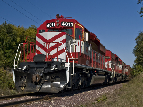 Field Report: Freight Train Sound Effects | Jetstreaming | A World of Sound | Scoop.it