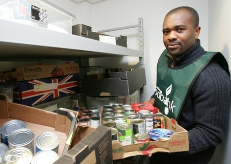 Food banks feed 2,000 in Barking and Dagenham in a year | Food banks | Scoop.it