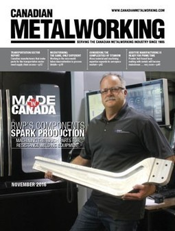 Conquering the Complexities of Titanium - Canadian Metalworking | Alan Charky - VAC AERO Vacuum Heat Treating Furnaces | Scoop.it