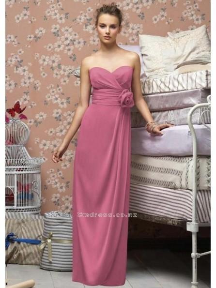 A line Sweetheart Floor length Chiffon Bridesmaid DressesSKU: BM000083 - Cmdress.co.nz | Press Release from dressmebridal.co.uk | Scoop.it
