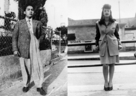 Seventy Years Later: The Zoot Suit Riots and the Complexity of Youth Culture  | Intersections | Departures Columns | KCET | Riots in the U.S. | Scoop.it