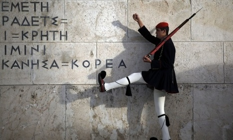 Greece heading for snap elections - live | Politically Incorrect | Scoop.it