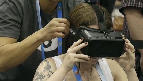 Is the Oculus Rift sexist? | Collaborative e-Learning | Scoop.it