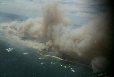 Bush fires threaten vines and homes in Margaret River | actualité-buduquebec | Scoop.it