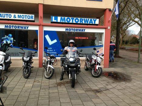 MotorrijschoolDen Haag geeftveiligrijles by Motor Way | Rijschool Motorway | Scoop.it