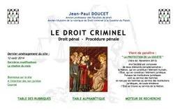 Trece diccionarios y glosarios jurídicos de francés online | Lexicografía y aprendizaje del léxico | Scoop.it