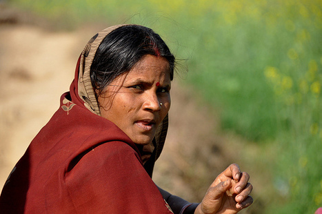 7,000 women farmers trained - News in Nepal | CGIAR Climate in the News | Scoop.it
