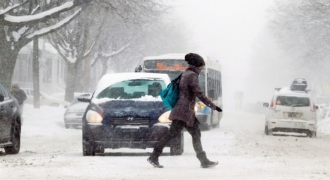 Montreal's first snowstorm of the season expected to dump up to 30 centimetres - Montreal Gazette   Montreal   Scoop.it
