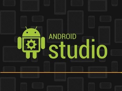 Así funciona el nuevo Android Studio, Comenzando a usar la ... - El Android Libre | XML | Scoop.it