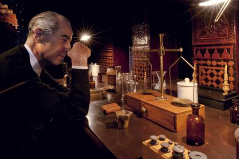 Master perfumer Serge Lutens: 'I don't want to be recognised or famous' - The Independent | Arts & luxury in Marrakech | Scoop.it