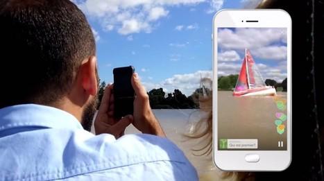 Périscope, la nouvelle coqueluche des acteurs du tourisme ? Illustration avec Bordeaux Fête le Fleuve « Etourisme.info | Médias sociaux et tourisme | Scoop.it