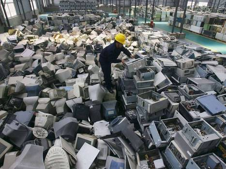 Grim forecast for e-waste as technology trash to top 65m tons by 2017 | Natural resources | Scoop.it